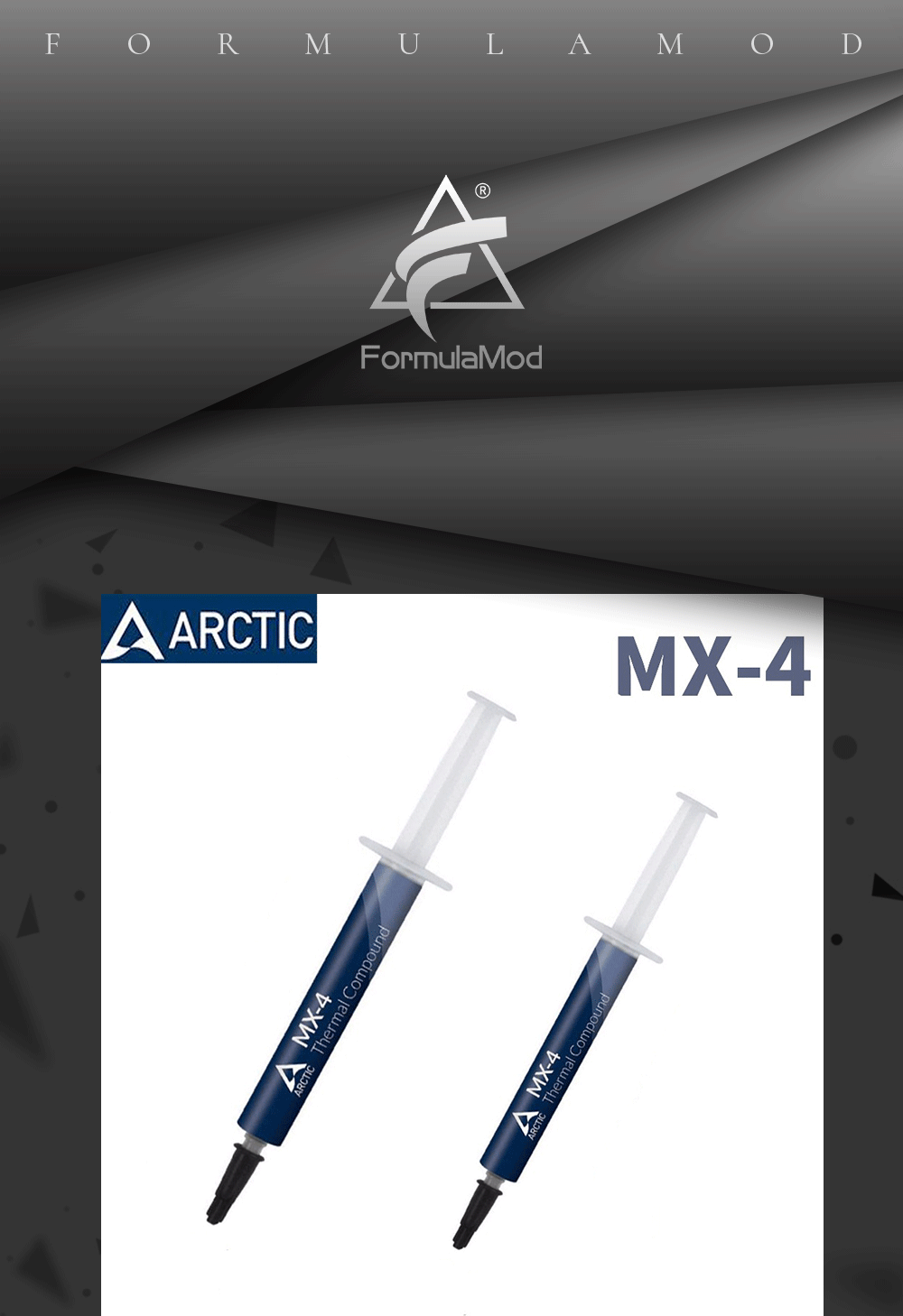 ARCTIC MX-4 8.5 W/mK Thermal Grease Thermal Compound For Graphics Card Cpu GPU Grease 4g/8g
