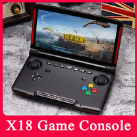 Powkiddy X18 Video Games Handheld Game Console Retro Mini Gaming Arcade Portable Consoles Built in Emulator Android Player
