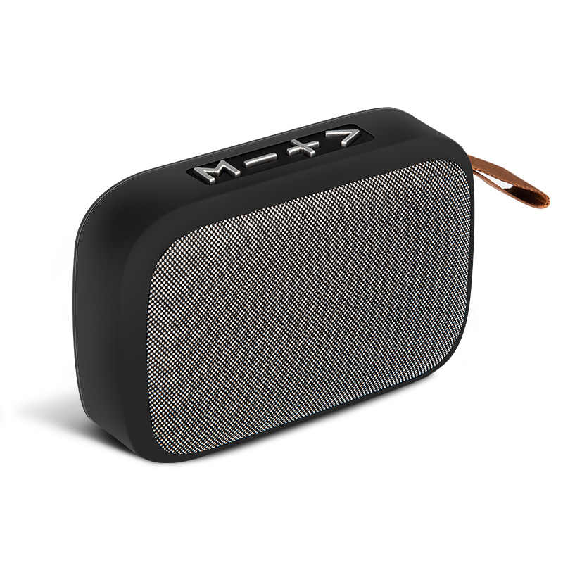 Mini Bluetooth Speaker Outdoor Portable Column Wireless Speaker Stereo Music Surround Support FM TFCard Stereo Hi-Fi Boxes
