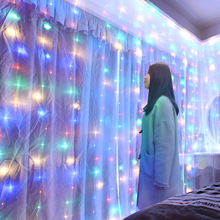 YINUO LIGHT 3M x 3M Curtain Icicle LED String Lights 8 Modes Fairy Light Garland Christmas Holiday Wedding Party Home Decoration все цены