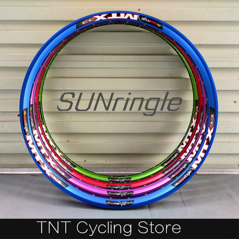 Enduro Electric 32h Sun Ringle MTX 29 Mountain Bike Disc Rim 26in Dirt Jumper