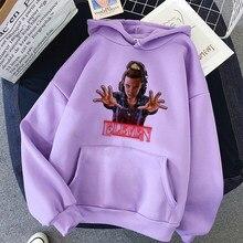 Estranho coisas temporada 3 hoodie harajuku moletom engraçado kawaii coreano oversized com capuz masculino hoodies hip hop 90s