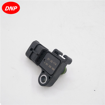 DNP Manifold Air Pressure Sensor fit for Ford Citroen Jaguar Land Rover Peugeot Volvo 0 261 230 309/BY-JQ-114/0261230309 image