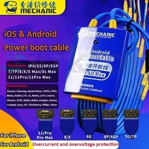 Image 1 - Monteur Mobiele Telefoon Power Kabel Voor Iphone Samsung Huawei Android Dc Voeding Test Kabel Moederbord Activering Boot Lijn