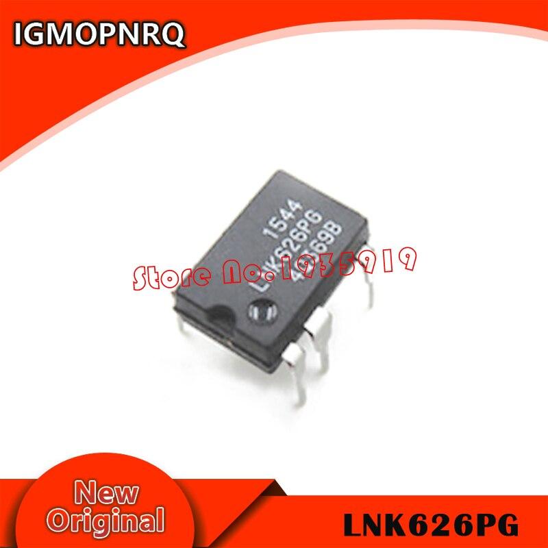 10PCS LNK626PG DIP-7 LNK626 DIP LNK626P DIP7 626PPG LNK626PN New Original Ic