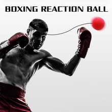 груша для бокса Боксерский рефлекторный скоростной мяч занятий