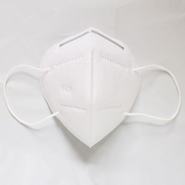 10-200PCS FFP2 Mask Face Mask KN95 masks Protective Mouth maske Anti PM2.5 Safety Dust Mask mascarillas mascherine 3