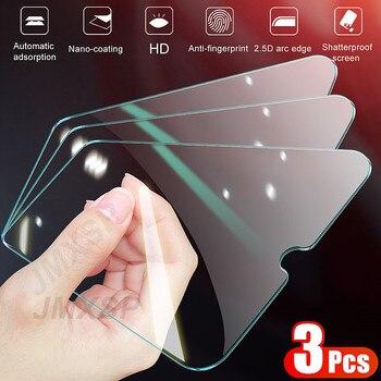 Перейти на Алиэкспресс и купить 3 шт. стекло для Samsung Galaxy A01 A11 A21 A31 A41 A51 A71 Защитное стекло для экрана для Samsung A10 A30 A40 A50 A70 A90 стекло