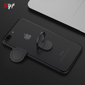 Finger Ring Stand Holder For iPhone Samsung Xiaomi SmartPhone 360 Degree Mobile Phone Holder Cell Phone Car Mount Stand mini phone ring finger ring holder metal phone stand mount smartphone holder for xiaomi samsung s10 tablet mobile phone portable