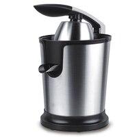스테인레스 스틸 오렌지 레몬 전기 juicer 160 w 과일 짜기 신선한 주스 가정용 eu 플러그