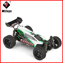 High Speed RC Car 1:12 Scale 2.4G 2WD 35km/h Rechargeable RC Off-road Electric Car RTR RC Cars Vehicle Toy WLTOYS A303 VS A959 стоимость