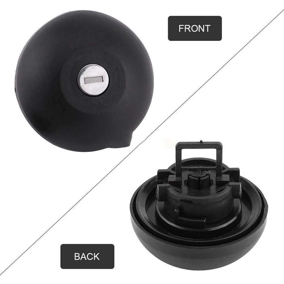 Fuel Tank Filler Lockable Cap Cover With 2 Keys For Renault MASTER Vehicles