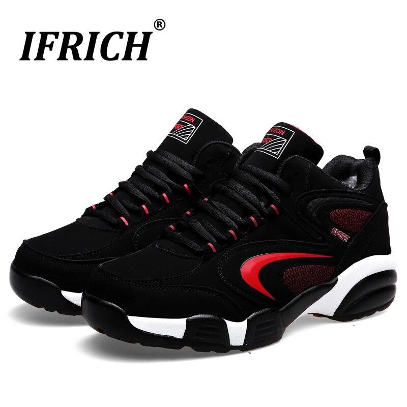 Men Women Sneakers 2019 Autumn Winter Sport Running Shoes Big Size 35 48 Athletic Running Sneakers Black Blue Man Footwear Running Shoes     - title=