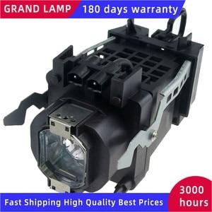 Image 3 - GRAN TV XL2400 XL 2400 per SONY KDF 46E2000 KDF 50E2000 KDF 50E2010 KDF 55E2000 KDF E42A10 Lampada Del Proiettore Della Lampadina Con Alloggiamento