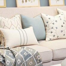 Винтажная элегантная Подушка с цветами/Чехол almofadas, Современная Геометрическая Подушка для спины крышка 45 50 60, декоративный чехол для подушки