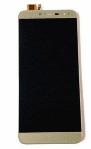 Image 3 - Для Cubot X18 HHD57008 FPCA VA.0 ЖК дисплей + сенсорный экран 100% оригинальный жидкокристаллический графический планшет замена стеклянной панели для Cubot X18 vers