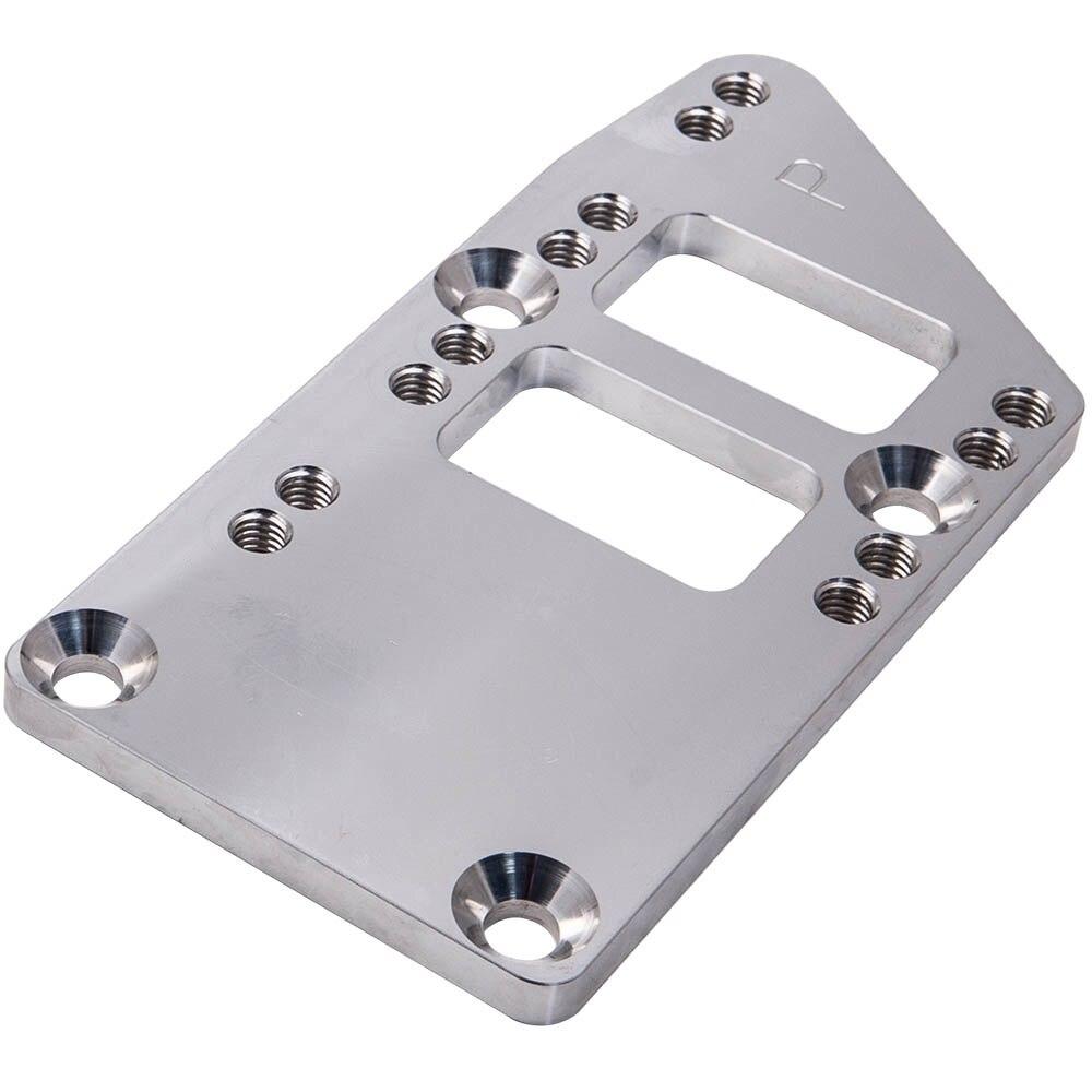 Aluminiowy zestaw zamienny mocowanie silnika dla LS1 LS2 LS3 LS6 LSX LQ4 LQ9 dla Chevelle