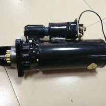 цена на Excavator electric parts starting motor for E345D/C13 starter motor 11T 24V 11KW