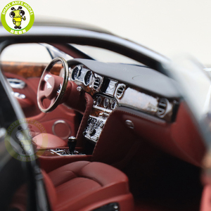 Image 5 - 1/18 Almost Real Mulsanne W.O. Edition Mulliner Diecast Metal Model car Gifts Collection Hobby