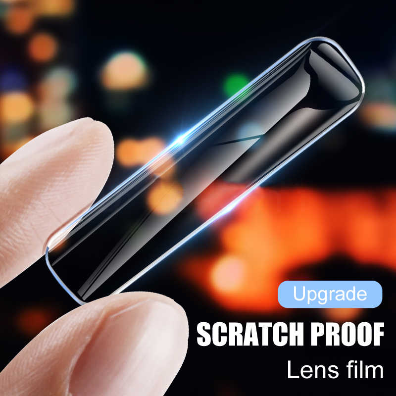 For Samsung Galaxy A50 A30 A10 A70 A90 Camera Lens Screen Protector Film M10 M20 M30 S10 Plus S10 5G NOTE 10 Pro Back Lens Film