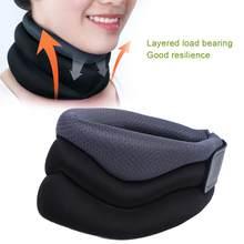 Correcteur de Posture bretelles cervicales appareil Cervical Protection du cou correcteur de Posture soutien du cou douleur au cou soulager la Correction