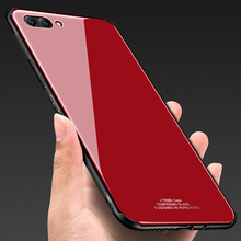 Original Honor 10 lite Case huawei p smart 2019 Case Tempered Glass Back Cover Slicone  Case for Huawei Honor 10 lite Honor10 d type 38cm 15 universal leather sports auto car steering wheel cover for vw polo golf peugeot 508 408 and other sports cars