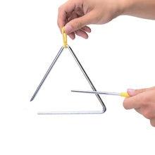 Triangel Musik Instrumente Percussion My Melody Klassische Pädagogisches Spielzeug für Kinder Kinder 1 2 3 Jahre Alt
