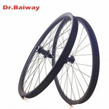 mtb 27.5er 35*25mm Tubeless (Asymmetry) mountain bike carbon disc brake wheelset mtb wheels DH825 straight pull 100*15 142*12mm