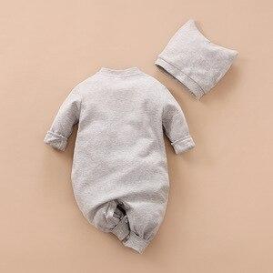 Одежда для новорожденных маленьких девочек и мальчиков; Милый костюм Тоторо с животными; Bebes; Комбинезоны для новорожденных; Одежда для млад...