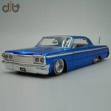 Reproduction de véhicule Miniature de Collection 1:24, modèle de voiture Diecast, Chevy Impala