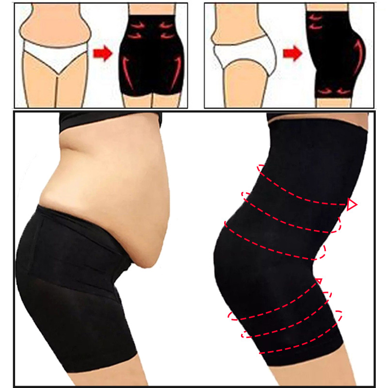 Women High Waist Shaping Panties Breathable Body Shaper Slimming Tummy Underwear Control panties shapers Shapewear Underwear