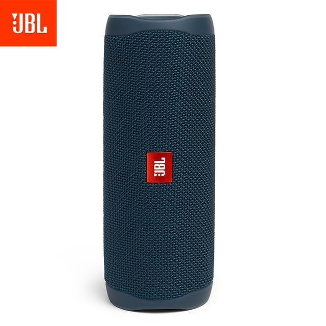 JBL Flip 5 Bluetooth Speaker Portable Outdoor Loudspeaker Wireless Bass Column Waterproof Speaker USB Charging Travel Party 1