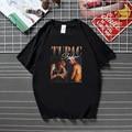 Ist dies der Weg Die Mandalorianer T-shirt Baby Yoda StarWars Sci Fi Fans Neue Sommer Mode Top baumwolle Kurzarm T shirt