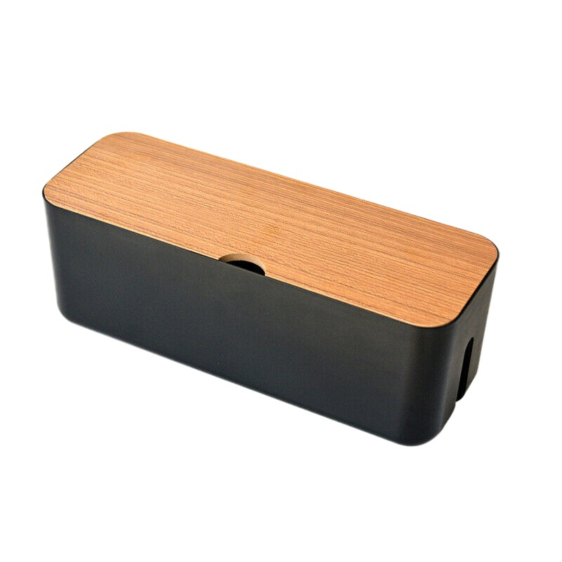 High quality Large Cable Wire Cord Storage Box Case Management Socket Tidy Safety Organizer Box|  - title=
