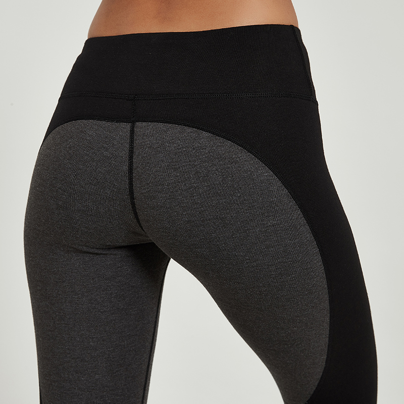 Cardism High Waist Women's Yoga Pants  Sports Leggings For Fitness  Calf-Length Running Push Up Sweatpants Splicing Women Pants 6