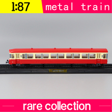 Non-Child-Toy ATLAS Rare-Collection Eadxr-8600 1:87 1963 CARAVELLE La-Remorque-Type