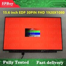 Матрица экрана ЖК-дисплея Lenovo, 15,6 дюйма, M156NWF7 R3 FHD 1920X1080, 30 контактов, FRU: 5D10X81514