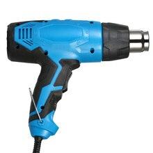 2000W AC220V elektryczny Element grzejny suszarka do włosów obsługi Bort stacja lutownicza na gorące powietrze wiatrówka ciepła pistolet narzędzie pneumatyczne maszyna budowlana