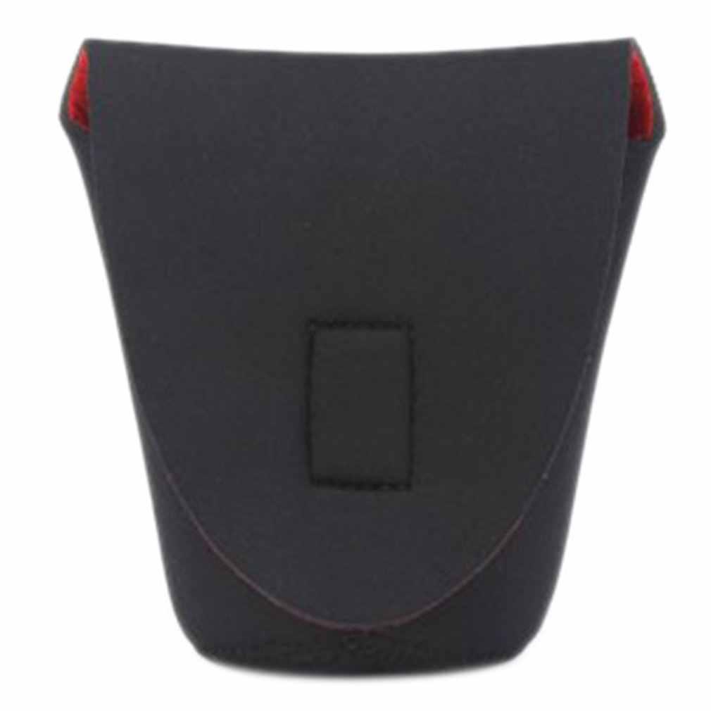 1 pièces pochette d'objectif de caméra nouveau néoprène étanche souple caméra vidéo pochette d'objectif sac étui pleine taille S M L XL protecteur d'objectif de caméra