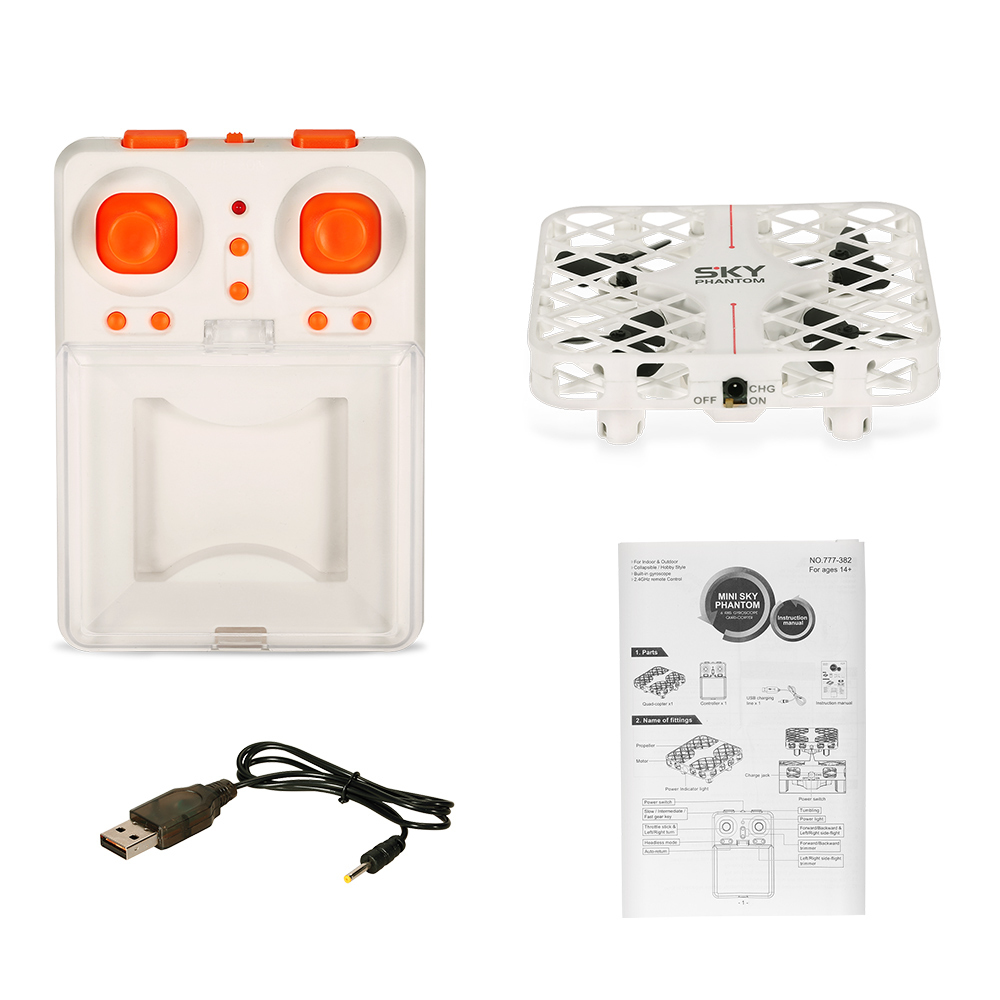 Rolle Quadcopter Led heiße 12