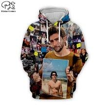 Men women Álvaro Tauchert Soler Spanish singer 3d Print casual Hoodies/Sweatshirts/tshirt/zipper pullover autumn shorts hoody