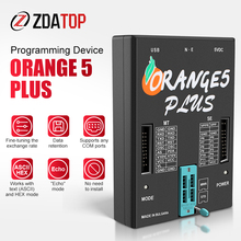 Orange5 Plus V1.35 Programmer OEM orange5 With Full Adapter + Enhanced Function Software