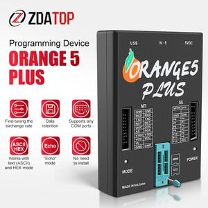 Image 1 - Orange5 プラス V1.35 プログラマ OEM orange5 フルアダプタ + 強化機能ソフトウェア