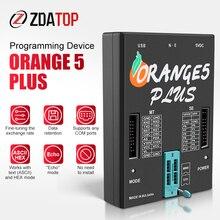 Orange5 plus v1.35 programador oem orange5 com adaptador completo + software de função reforçada