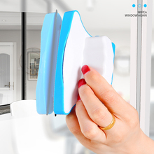 Double / Three-layer Thickened Magnetic Window Cleaner Window Cleaning Appliances Glass Magnetic Cleaning Brush Tempered Glass