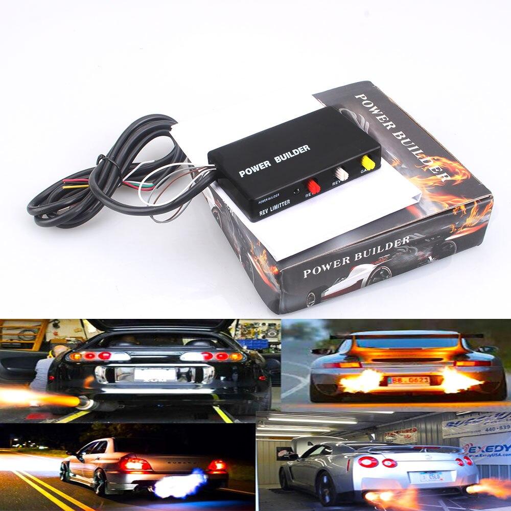 Da corsa Power Builder Tipo b Fiamma Kit di Scarico Accensione Rev Limiter Launch Control Per Nissanfor Subaru Per Toyota