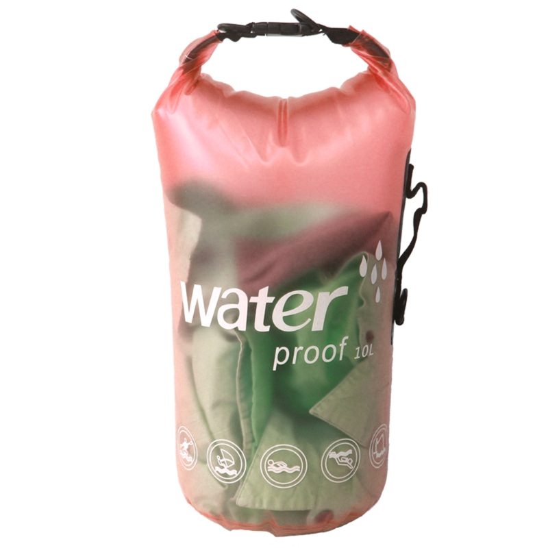 10/20L Waterproof Dry Bag PVC Storage Case for Boating Floating Outdoor Swimming Kayaking Drifting Tool