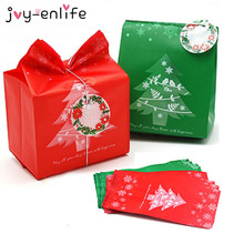 20pcs Christmas Gift Bags Plastic Candy New Year Navidad Tree Bag Xmas Party Decorations for home