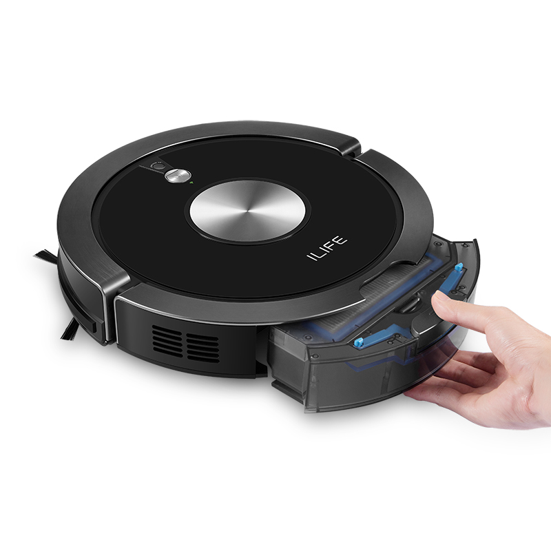 ILIFE X800 Robot New Model Wholesale Robotic Vacuum Cleaner with APP Function 6