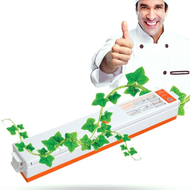 Image 5 - Vacuum Machine Vacuum Sealing Machine Vacuum Packing Apparatus Automatic Food European PlugVacuum Food Sealers   -